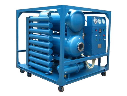 DVTP Double Stages Vacuum Transformer Oil Purifier