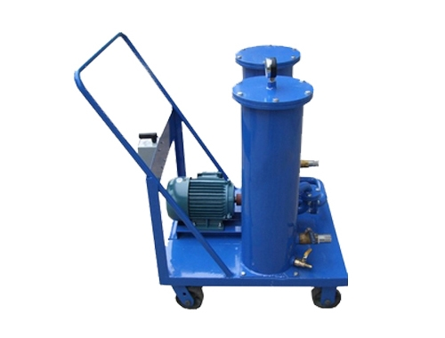 PT High Precision Portable Oil Filtration Machine