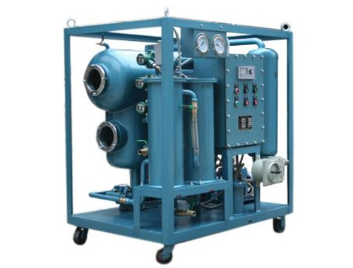 VHF Hydraulic Oil Filtration Machine