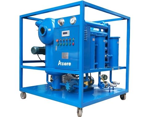Transformer Oil Filtration Treatment Machine