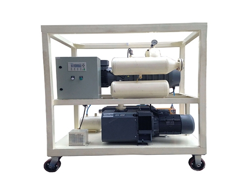 VPS Vacuum Pump Machine for Transformer Drying