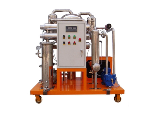HFR Phosphate Ester Fire-resistant Oil Purifier